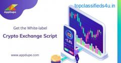 Monetize your digital trading venture by procuring a Crypto Exchange Script