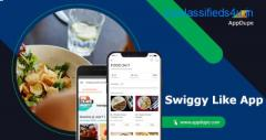 Quickly develop your business by investing in Swiggy Clone