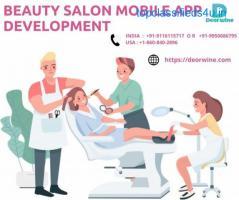App For Beauty Services | Salon Booking Mobile App