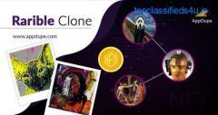 Acquire the whitelabel Rarible clone script
