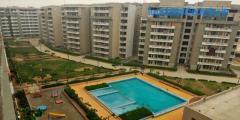 luxury residential flat in Indirapuram