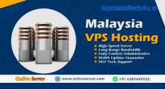 Malaysia VPS Hosting At Affordable Price By Onlive Server