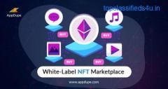 Obtain the Feature rich Whitelabel NFT Marketplace Platform
