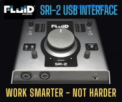 The SRI-2 USB Audio Interface