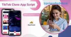Achieve glory in the digital world with a terrific TikTok Clone app