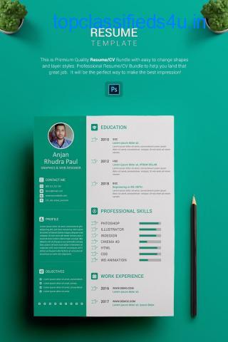 #1 Resume Writing Services India | Professional Resume Writers & Designers