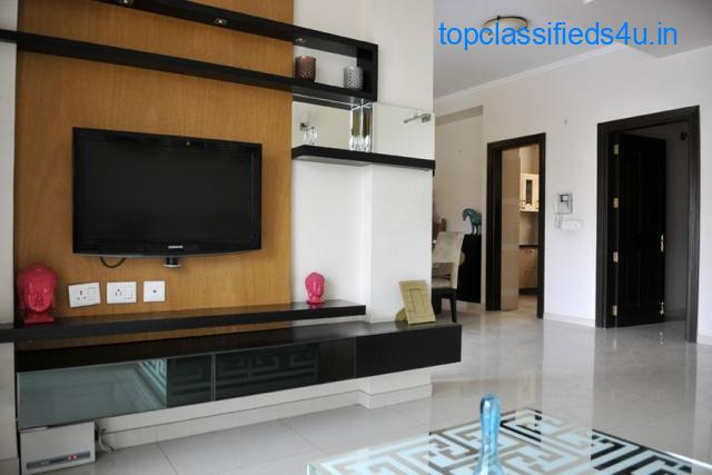 Modern residential apartments in Delhi-NCR