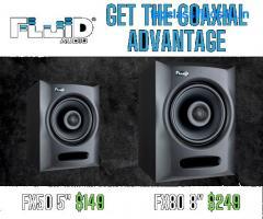 Coaxial Studio Monitor - FX 50 & FX 80