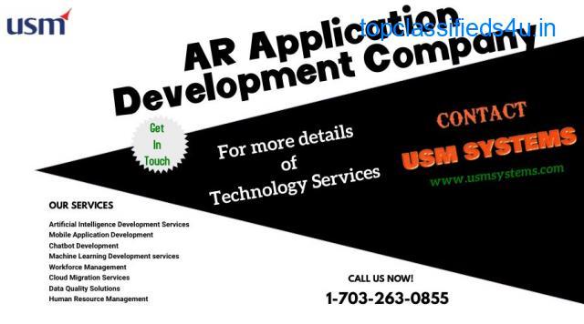 AR application development in Virginia