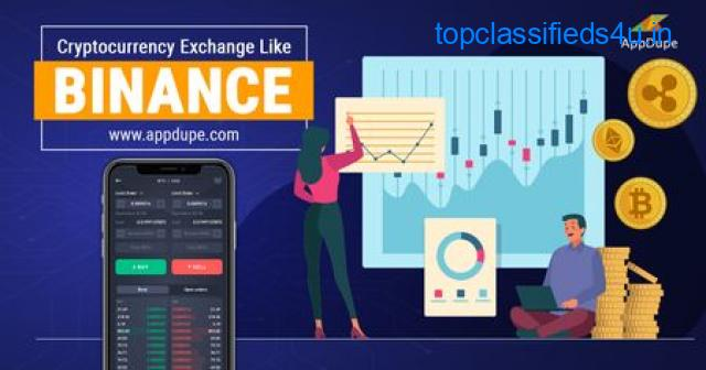Move ahead in the crypto industry with a Binance Clone Script
