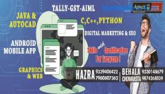 Financial Accounting-Tally-GST-MIS Course in Aptech Behala