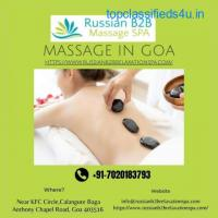 Book Best Massage in Goa for Yourself