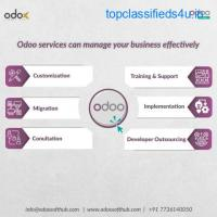 Odoo ERP Services   Odoo Customization Services