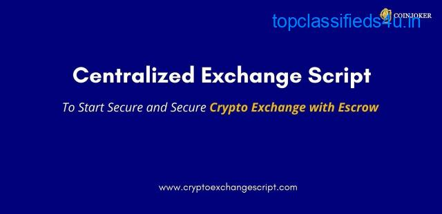 Centralized Exchange Development- To Create a Centralized Cryptocurrency Exchange Platform