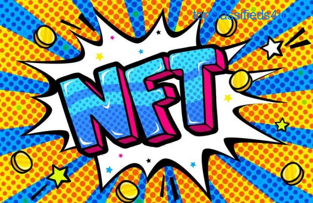 NFT, a new trend that breaks all existing records in the crypto space