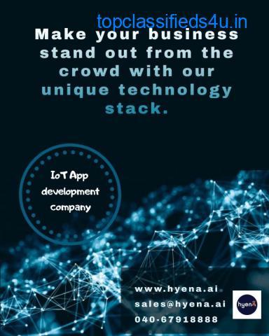 IoT App Development Company in Bangalore, India   Hyena App Developers