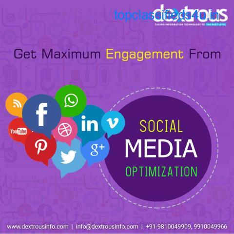 Social Media Optimization Company in Noida