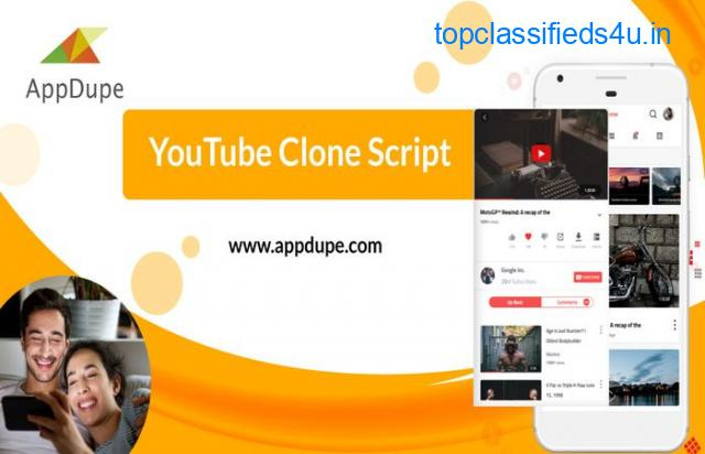 YouTube Clone - Get Set Go! And Launch A Robust On-demand Video Streaming App