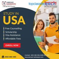 Affordable Higher Studies in USA | Abroad Admission