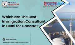 Best canada immigration consultant in delhi| Abroad Admission