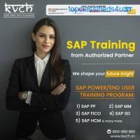 Best ERP SAP Power User Training Course in Delhi   Kvch