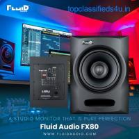 Fluid Audio FX 80 - A Studio Monitor That Is Pure Perfection