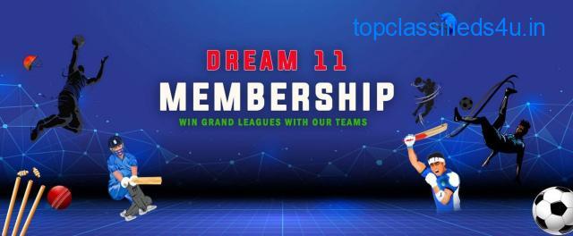 On-Demand Fantasy Sports App Like Dream11   Fantasy Mobile App Like Dream11