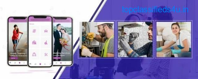 Generate Huge Revenue By Launching An App Like Home Services