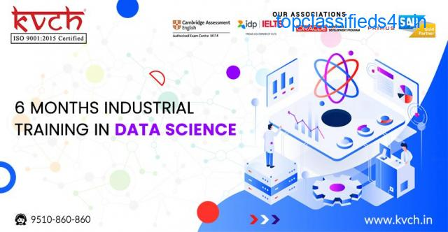 Affordable 6 MONTHS INDUSTRIAL TRAINING IN DATA SCIENCE in Noida