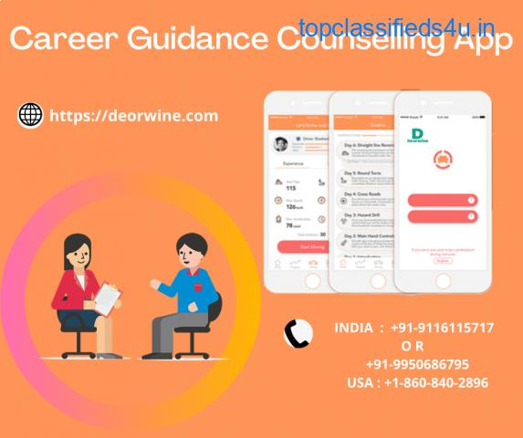 Career Guidance Counselling App   Career Counselling Mobile App