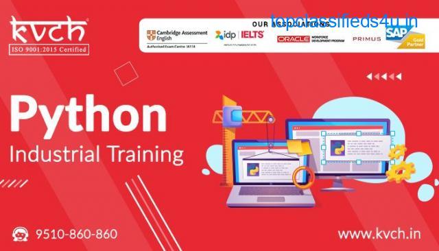 Best Python Industrial Training Classes in Noida
