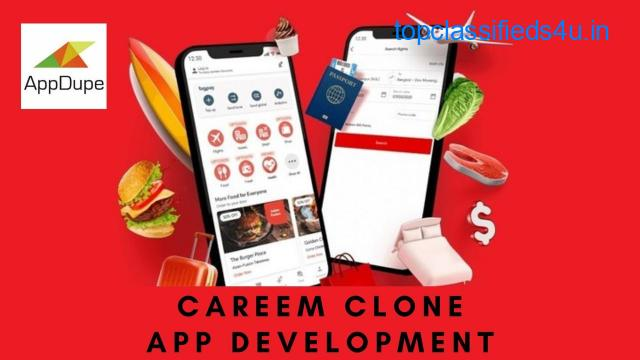 Get Into Careem Clone App Development and soar-high in your business