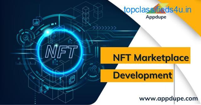 The Best NFT Marketplace Development Company