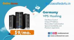 Get Instant Support Germany VPS Hosting by Onlive Server