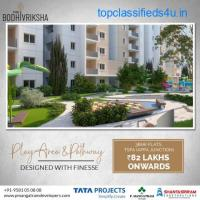 luxury 3 bhk flats for sale at TSPA Junction | PMangatram Developers