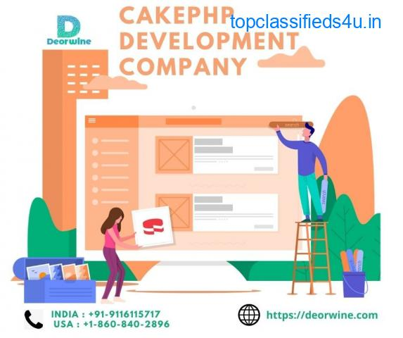 Cakephp Development Company - Deorwine Infotech