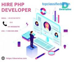 Php Website Development Company | Hire Php Developer