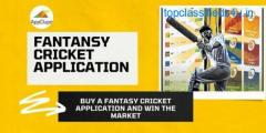 Buy A Fantasy Cricket Application And Win The Market