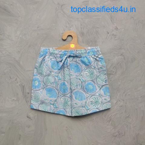 Cotton Half Pants for Ladies at Jaipur Mela
