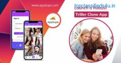 Triller Clone - Launch A Stunning Video Sharing App With Cutting Edge Features