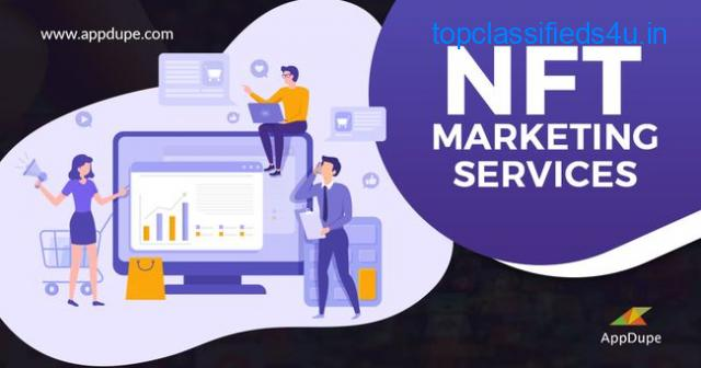 Reach out to the NFT Marketing Agency to promote your NFTs