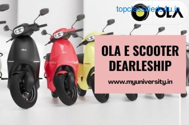 Ola e scooter dearlership