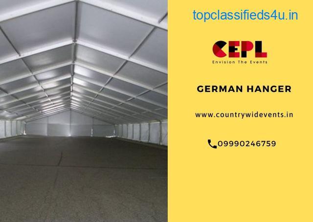 German Hanger Setup