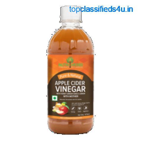 Benefits of Apple Cider Vinegar with Garlic and Ginger