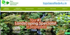 Professional Gardening services in Singapore | Ken Land Scape
