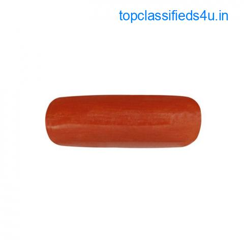 Buy Red Coral Stone at Zodiac Gems