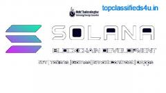 To Get More Revenue With Our Solana Blockchain Development Services
