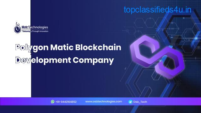 Run Polygon Blockchain Development business to get profitable outcomes.