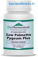 Prostate Support - with Standardized Saw Palmetto, Pygeum, Stinging Nettle &