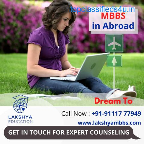 Best Consultancy for MBBS Abroad in Jabalpur